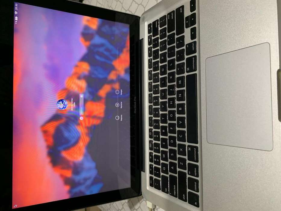 MacBook Pro 13 pulgadas (Mediados 2010) Laptop