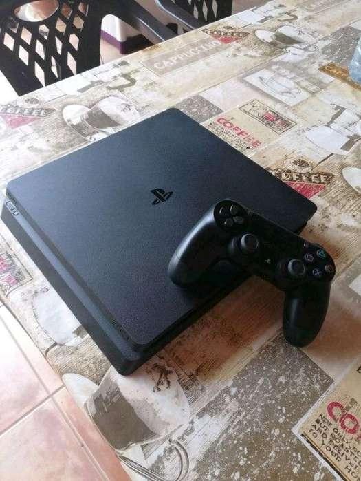 Playstation 4 Como Nuevo Ps4