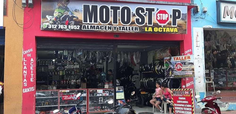 Se Vende <strong>almacen</strong> Y Taller de Motos