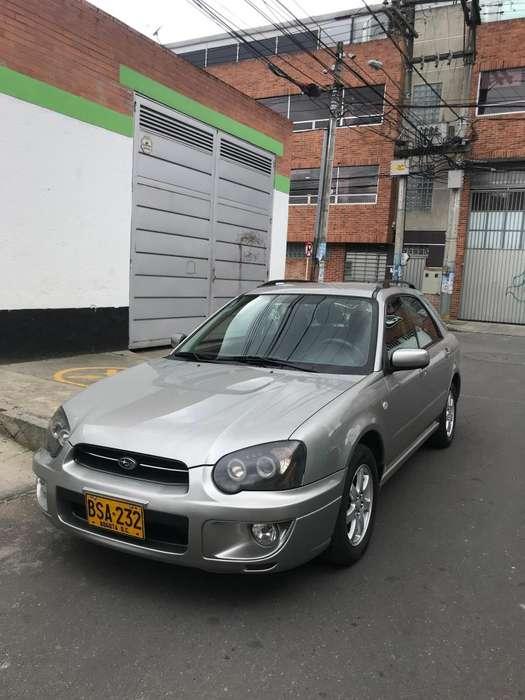Subaru Impreza 2005 - 122000 km