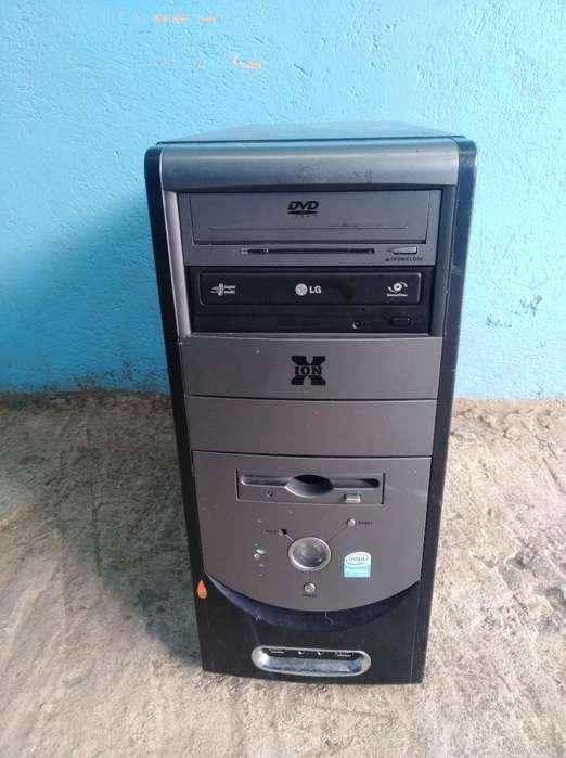 Torre Cpu Ddr 2 Dual Core Wifi Disc Sata