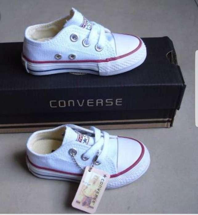 Vendo Converse Niños