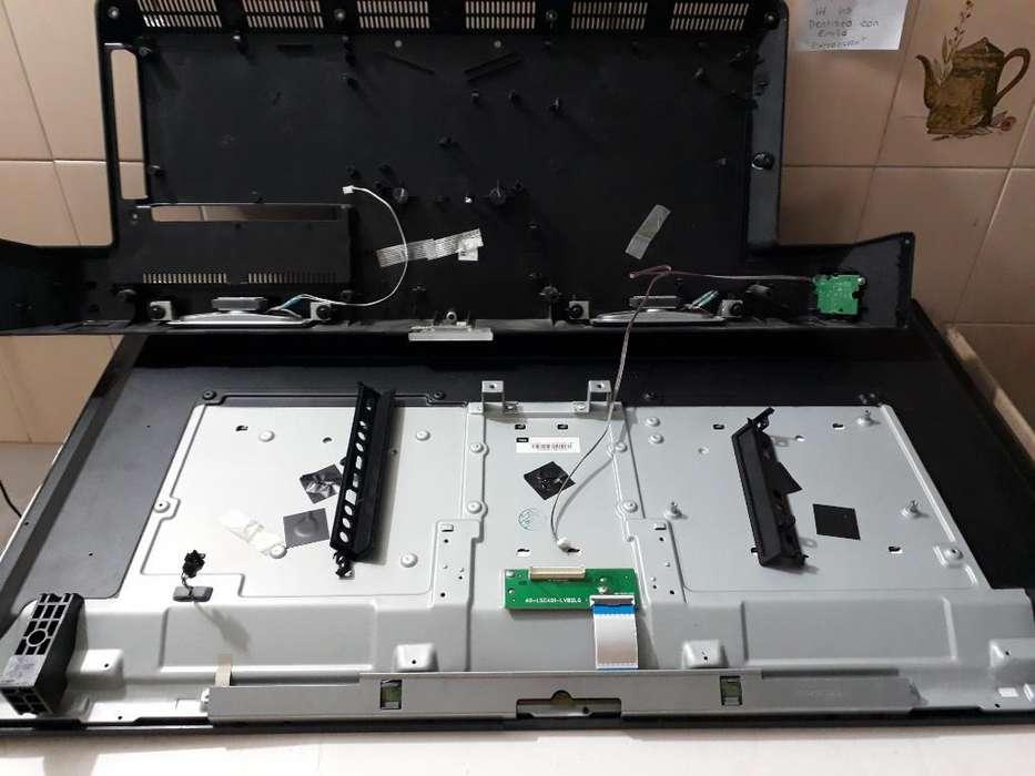 Tv Led Rca L40n Smart para Repuestos