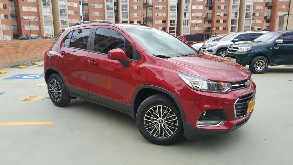 Chevrolet Tracker 2019 - 6200 km