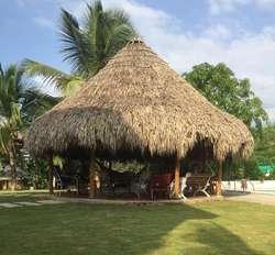 Cabaña en Playa Mendoza