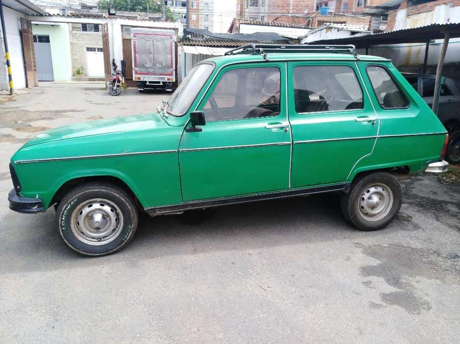 <strong>renault</strong> R6 1979 - 240000 km