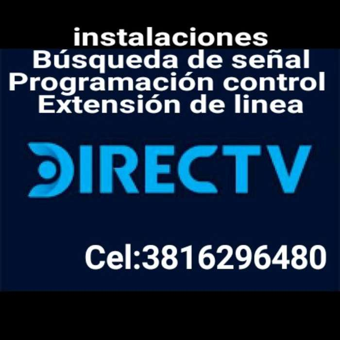 Servicio Directv