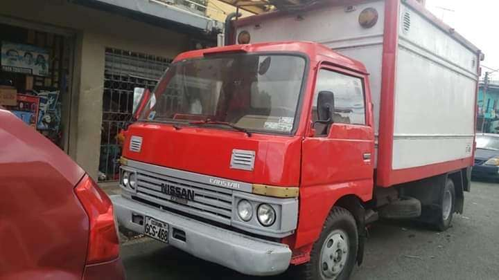 Camion Nissan