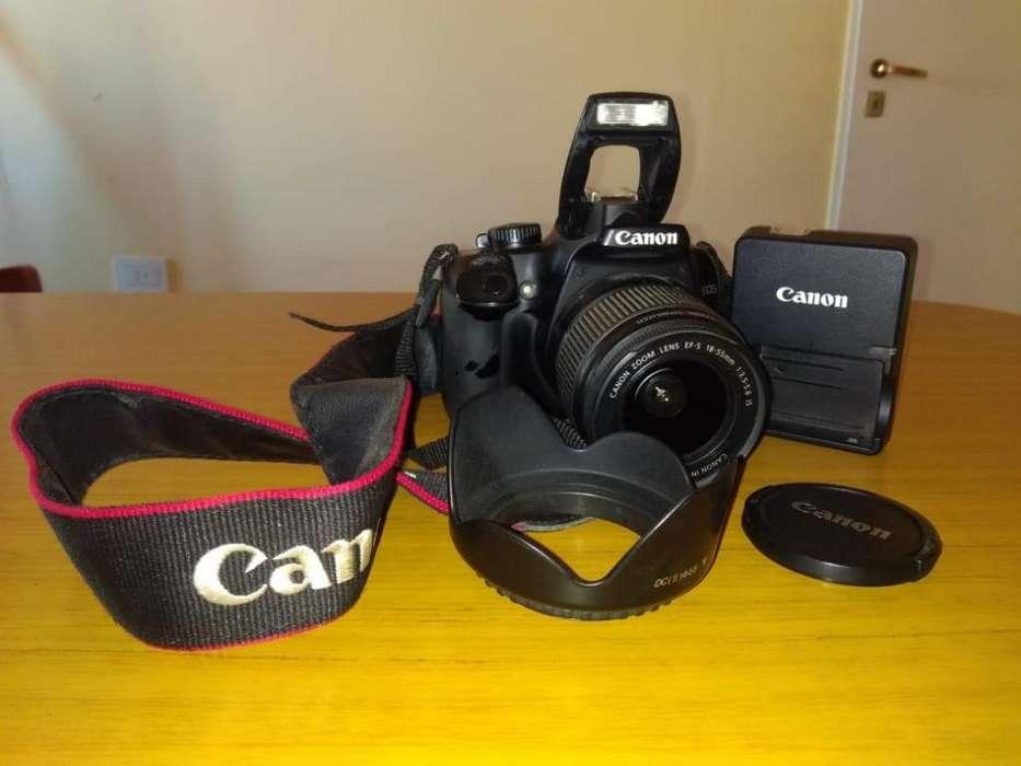 Camara Canon Eos Rebel Xs1000