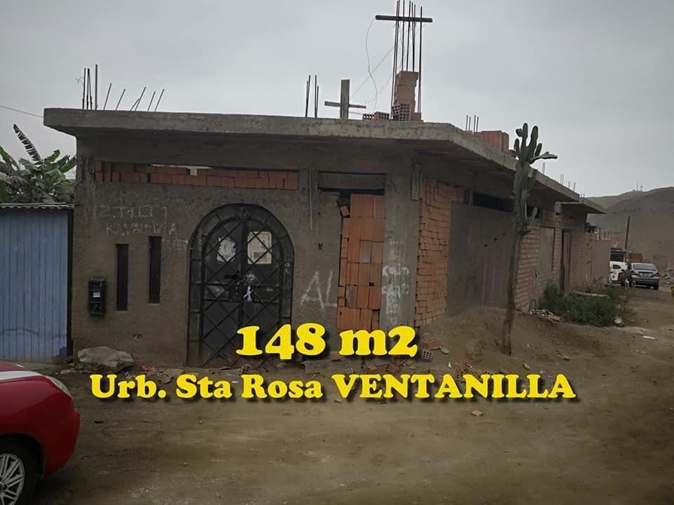 Ocasión Vendo casa en casco de 148 m2 en Ventanilla.
