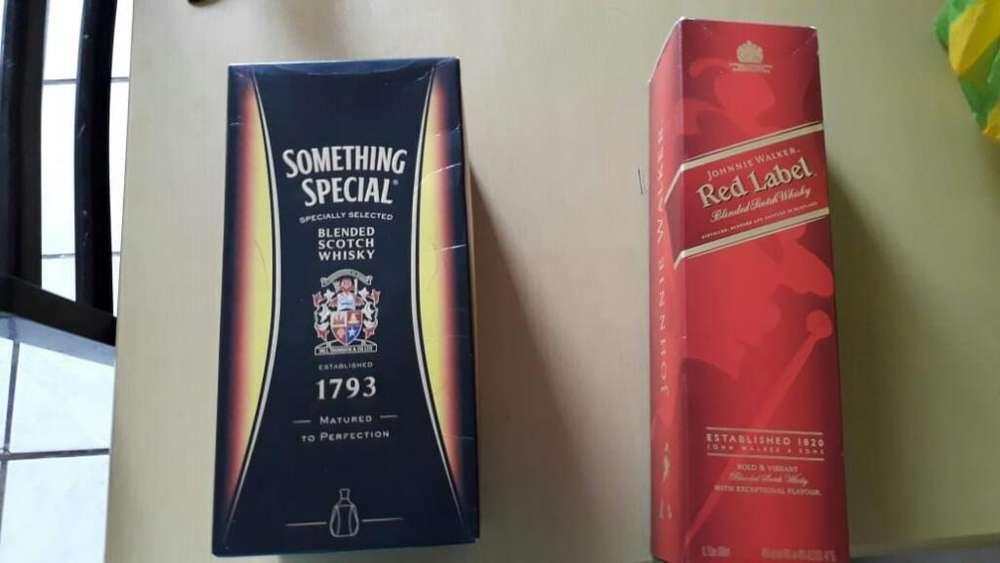 Whisky Something Special de Litro