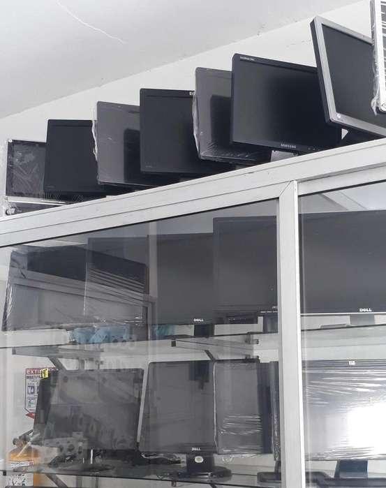 Monitores de 17'' Usados Full !!! en diferentes marcas. Obsequio