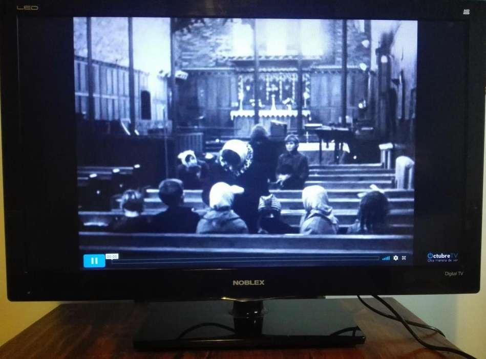 <strong>televisor</strong> Noblex 32 pulgadas LED-HD