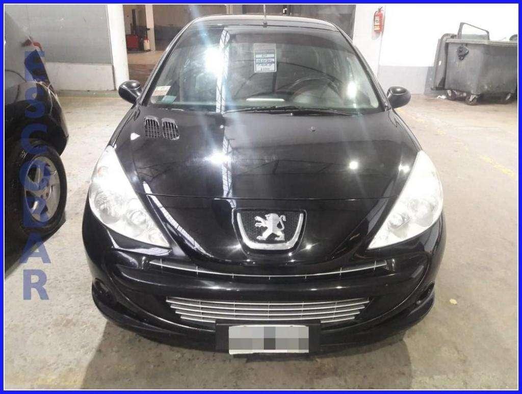 Peugeot 207  allure 1.4l 5ptas