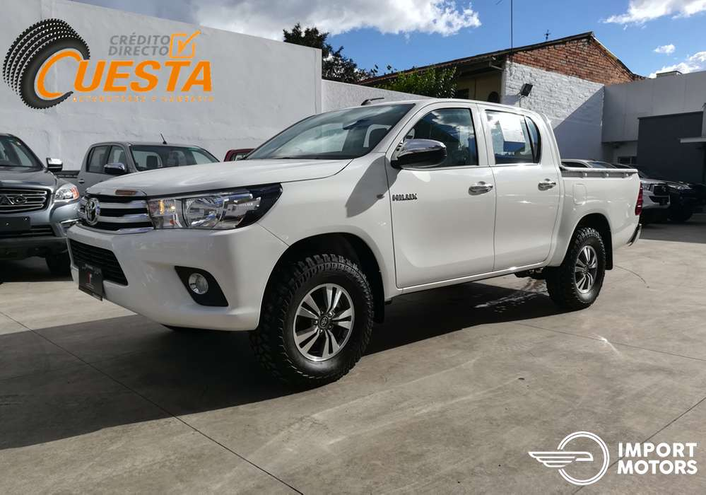 <strong>toyota</strong> Hilux 2019 - 100 km