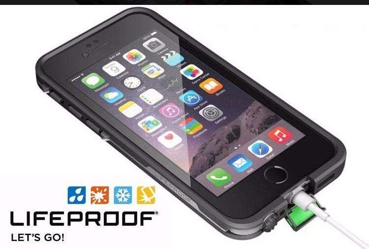 Estuche Celular contra Agua iPhone 6