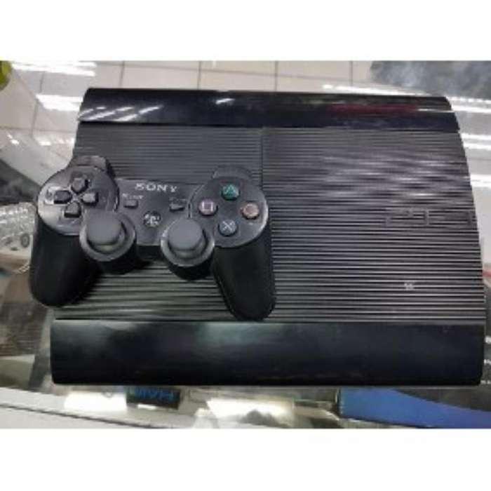 Play 3 Super Slim 500 Gb 33 Juegos