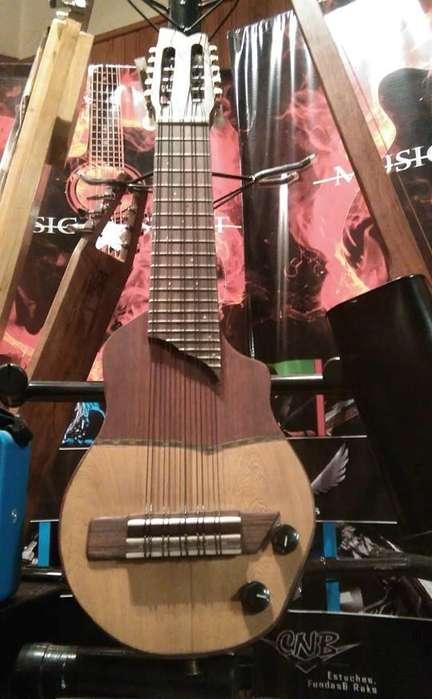 charango electrico de luthier!!!!!