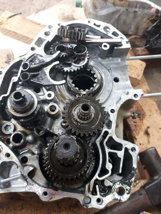 Enseñanza de Mecánica y electricidad de Motos