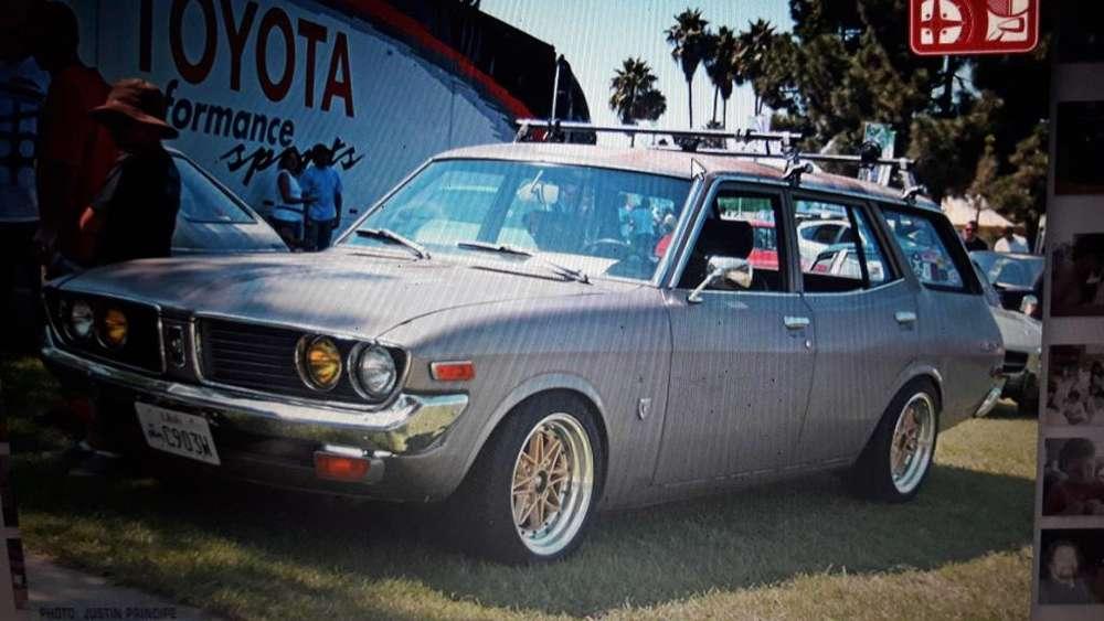 Toyota Corona 1983 - 1000 km