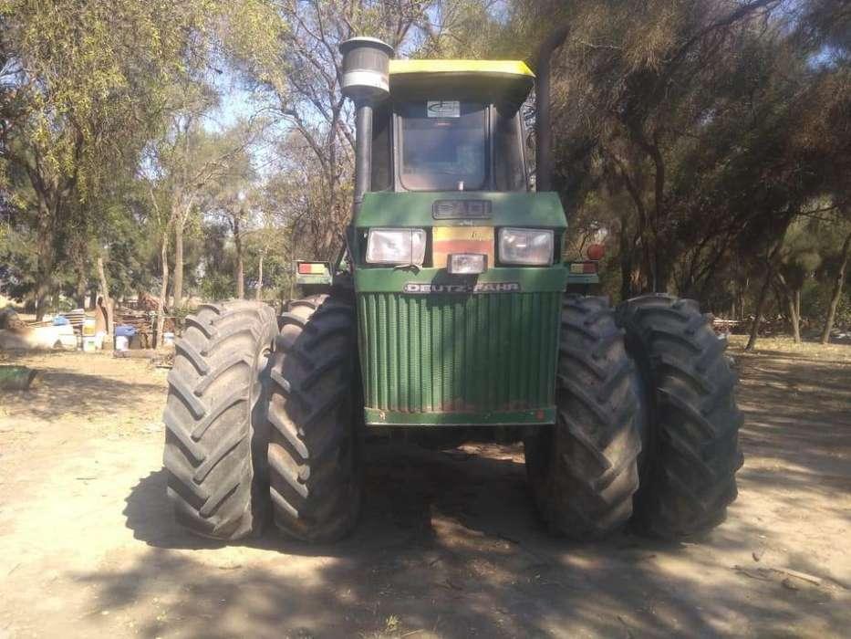 Tractor doble Traccion articulado