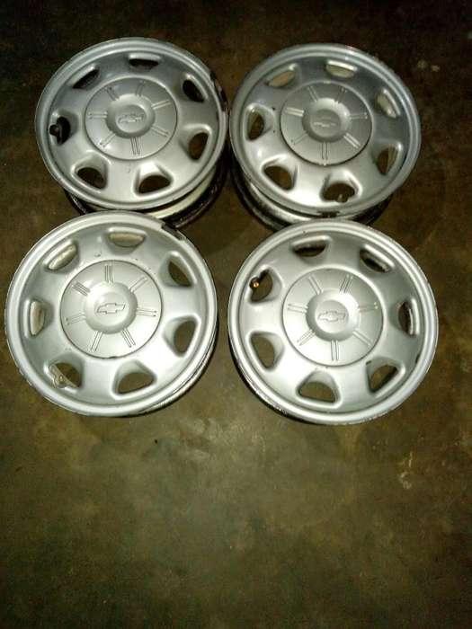 Aros Chevrolet Spark