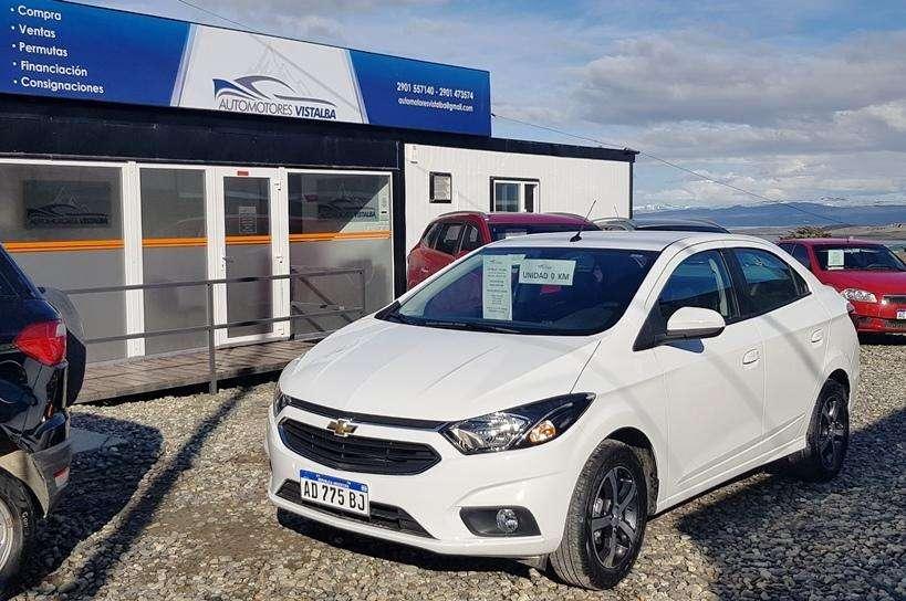 Chevrolet Prisma 2019 - 1000 km