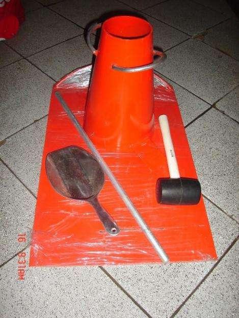 Vendo CONO DE ABRAMS RPC 997525964 O DE SLUMP