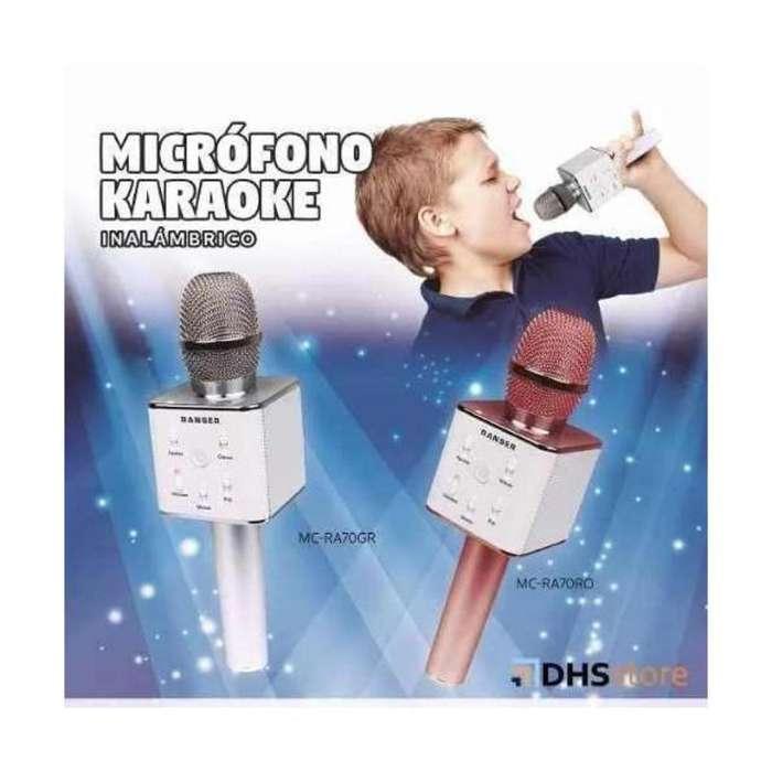 Microfono <strong>karaoke</strong>