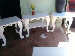 Fabricamos Sillones Y Mesas de Evento