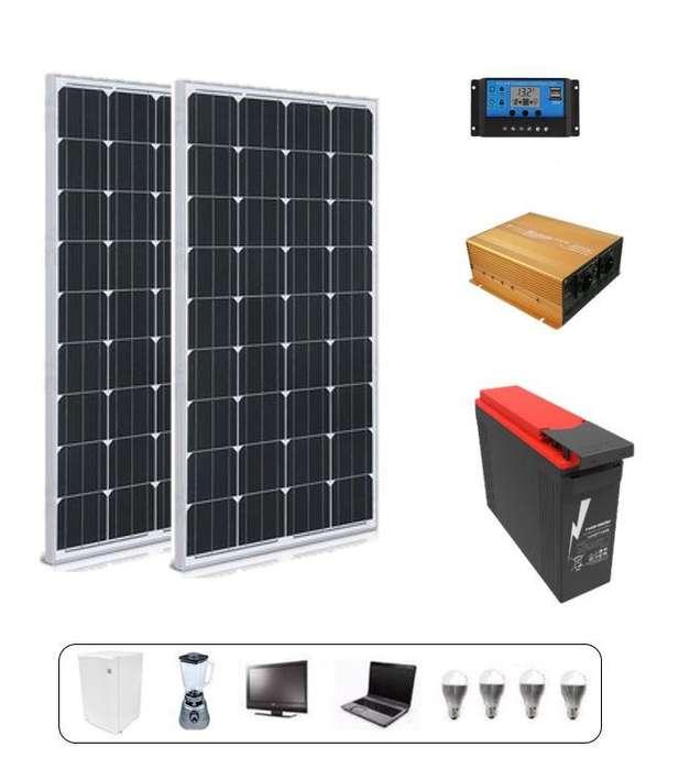 Kit Solares Personalizados