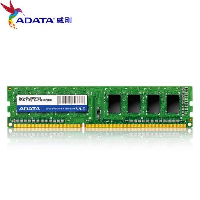 Memoria Ddr4 4gb para Pc