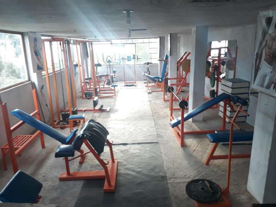 por Motivo de Viaje Se Vende Gold's Gym