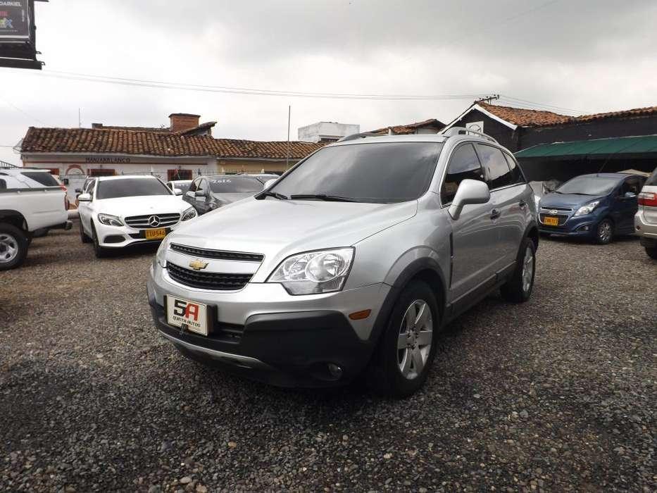 Chevrolet Captiva 2011 - 99000 km