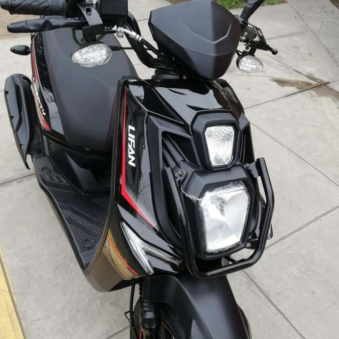 Moto Lineal Automática Lifan Liberty