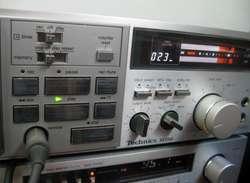 Equipo technics 808 potencia pre tuner deck y remoto en Martinez