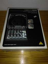 Mixer Beringher Henyx 1002 10 Canales 2 mono 8 Stereo