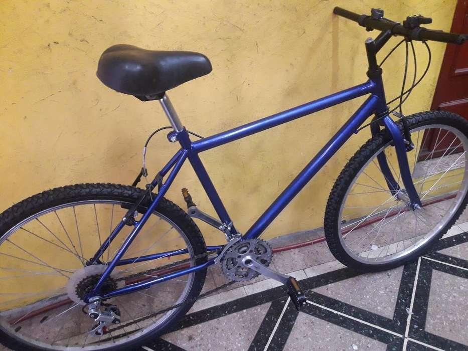 Mountain Bike Rodado 26 Usada 18 Velocid