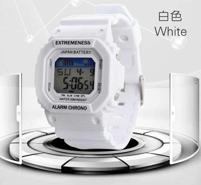 Reloj Deportivo Relojes Mujer tipo G Shock