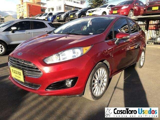 Ford Fiesta  2016 - 38280 km