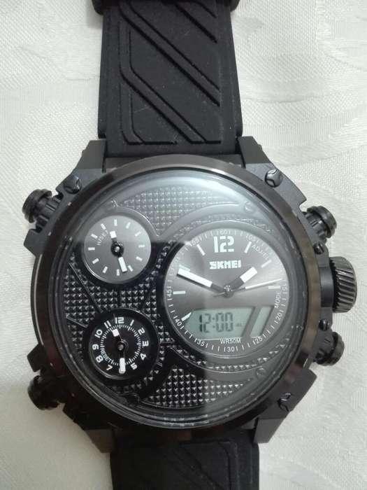 Reloj Skmei Nuevo para Hombre Waterproof