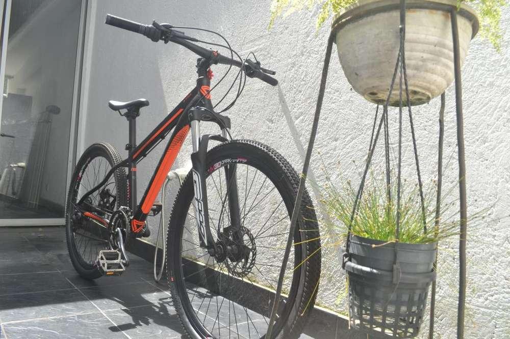 Bicicleta Gw Lynx 27.5, Talla M (15), Shimano 7 Vel