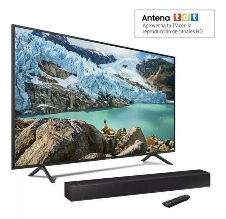 Tv Samsung 50 Pulgadas Barra de Sonido
