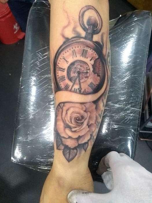 Tatuate Enviame El Diseño 90mil