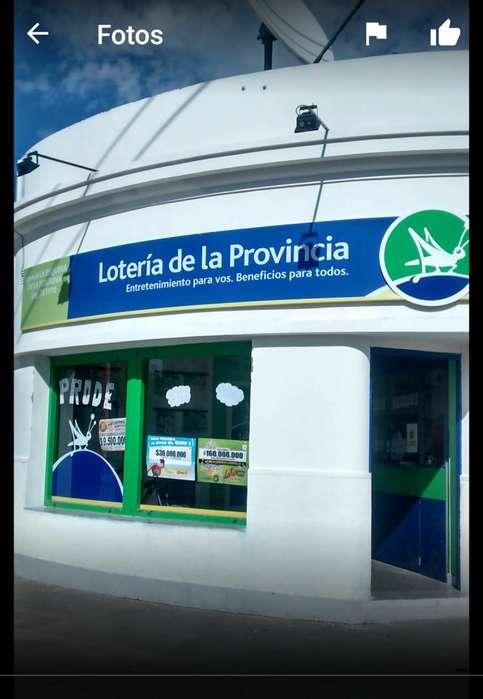 Vendo Agencia de Loteria de la Provincia de Buenos Aires con Rapipago