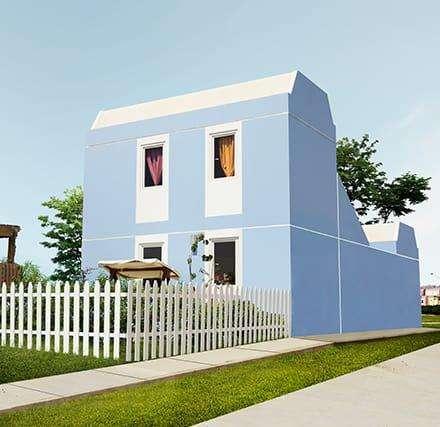 Vendo <strong>casa</strong> Ica 135m2 2 pisos