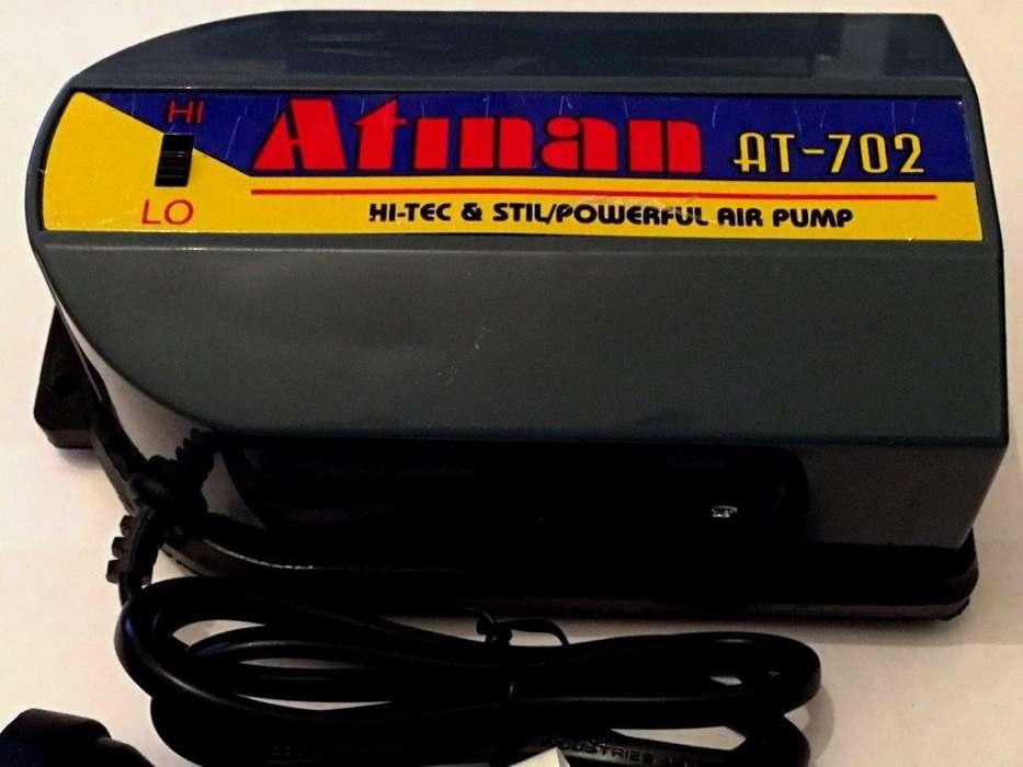 Aireador Atman At 702 2 Salidas 2 Velocidades Usado En Excelente Estado