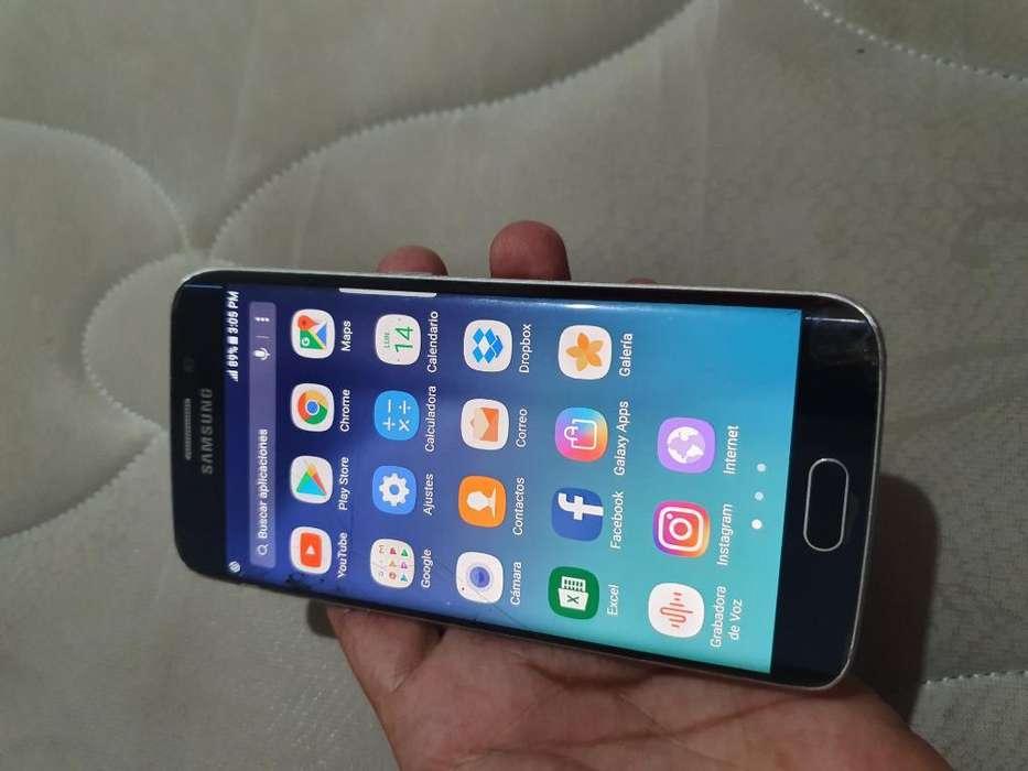 Samsung S6 Edge Camara con Manchas