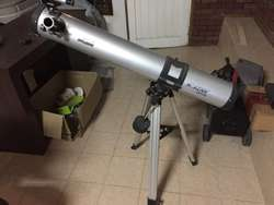 Telescopio Acepto Tarjeta