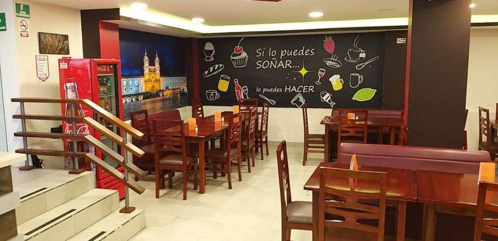 Venta, Local Comercial, Restaurante, Amoblado, 5 Estrellas, 335 Mtrs